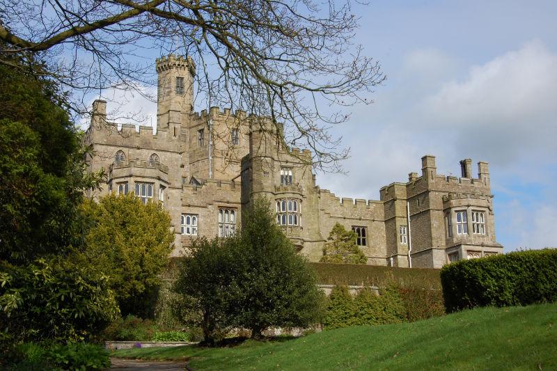 Hornby Castle Side