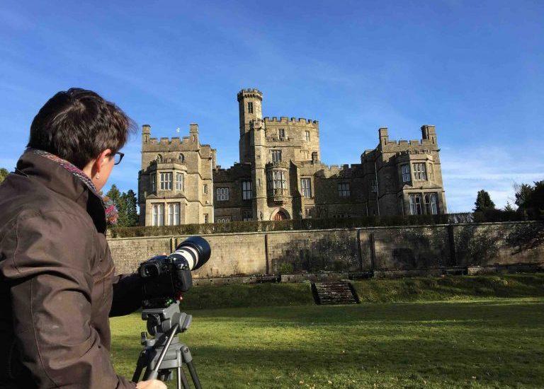 Hornby Castle LuneTube Team